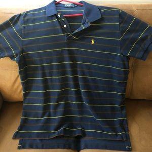 Short-sleeve men's polo